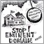 Stop Eminent Domain